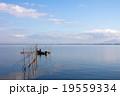 定置網と漁師 19559334