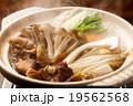 きのこ鍋 鍋 茸の写真 19562568