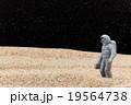 月面着陸機と宇宙飛行士:Lander and Astronaut 19564738