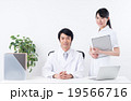 医師 医者 看護師の写真 19566716