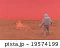 火星人に遭遇した宇宙飛行士:Astronaut meets Martian 19574199