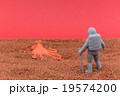 火星人に遭遇した宇宙飛行士:Astronaut meets Martian 19574200