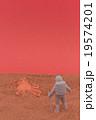 火星人に遭遇した宇宙飛行士:Astronaut meets Martian 19574201