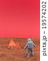 火星人に遭遇した宇宙飛行士:Astronaut meets Martian 19574202