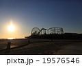 海の遊園地 19576546