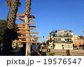 LAのビーチ看板 19576547