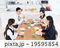 家族(朝食) 19595854