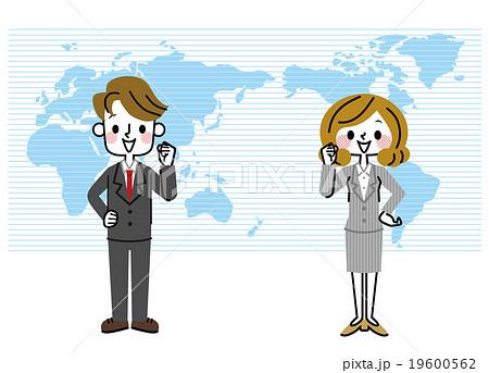ビジネス グローバル 19600562