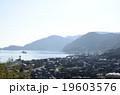 因島大浜の街並み、しまなみ海道大浜PA下りより 19603576