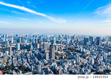 東京・メガシティ 19605464