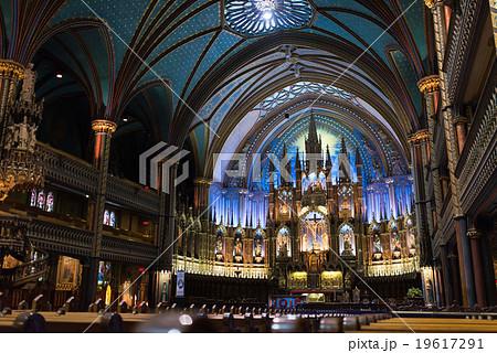モントリオール ノートルダム大聖堂 19617291