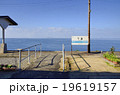 四国愛媛の下灘駅 19619157