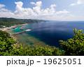 沖縄県 茅打ちバンタからの眺め 19625051
