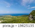 沖縄県 大石林山から見る辺戸岬 19625135