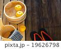 柚子湯 柚子 風呂桶の写真 19626798