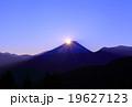 ダイヤモンド富士、初日の出 19627123