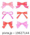 リボン リボン結び 蝶々結びのイラスト 19627144