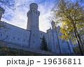 秋のノイシュバンシュタイン城 19636811