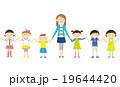 子ども てつなぎ 19644420
