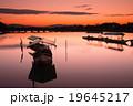 京都市右京区嵐山の渡月橋を早朝に撮影したもの 19645217