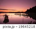 京都市右京区嵐山の渡月橋を早朝に撮影したもの 19645218