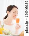 朝食イメージ 女性 19646989