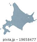 北海道地図 19658477