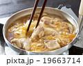親子丼を作る 19663714