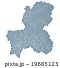 岐阜県地図 19665123