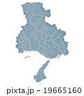 兵庫県地図 19665160