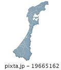 石川県地図 19665162