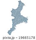 三重県地図 19665178