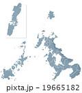 長崎県地図 19665182
