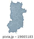 奈良県地図 19665183