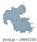 大分県地図 19665200