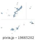 沖縄県地図 19665202