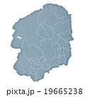 栃木県地図 19665238