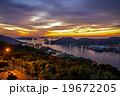 長崎 夕暮れ 夕景の写真 19672205