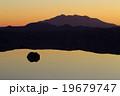 摩周湖 夜明け 7月の写真 19679747
