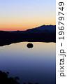 摩周湖 夜明け 7月の写真 19679749