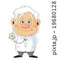 男性 医者 聴診器のイラスト 19680128