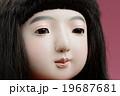 市松人形 19687681