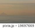 瀬戸内の夕焼け 19697669
