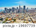 景色のいい 眺め サンフランシスコの写真 19697739