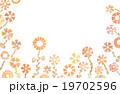 お花畑〜色鉛筆の削りカスで描いたイラスト 19702596