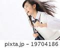 中学生 女子高生 女の子の写真 19704186