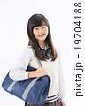 中学生 女子高生 女の子の写真 19704188