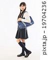 中学生 女子高生 女の子の写真 19704236
