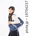中学生 女子高生 女の子の写真 19704237