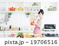 主婦(キッチン-料理) 19706516